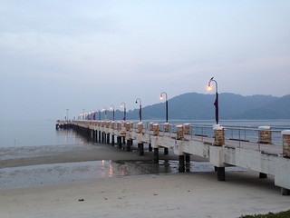 Pantai Jerjak Jetty | by Kenny Song