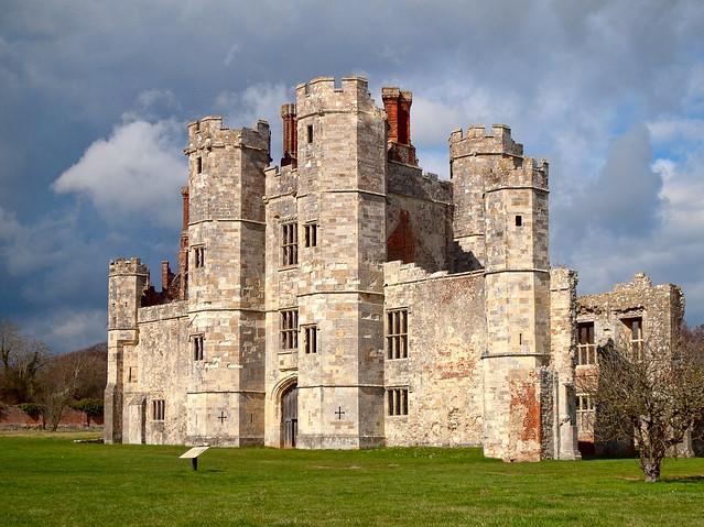13th Century Titchfield Abbey in Hampshire