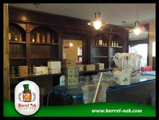 Barrel-Oak-the-Irish-Pub-the-making15