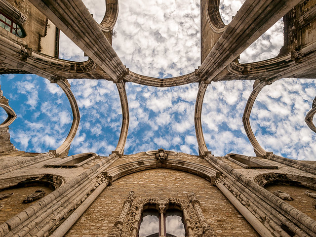 Il più bel soffitto del mondo ... / The most beautiful ceiling in the world ...