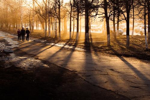 street izhevsk sunsetssunrises canonsx130is