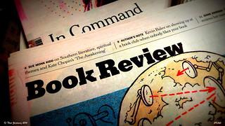 Book review | by Thad Zajdowicz