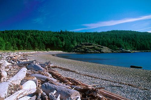 Sargeant Bay Park, Sechelt, Sechelt Peninsula, Sunshine Coast, British Columbia, Canada