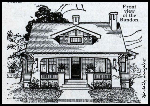 1921 Sears Modern Homes