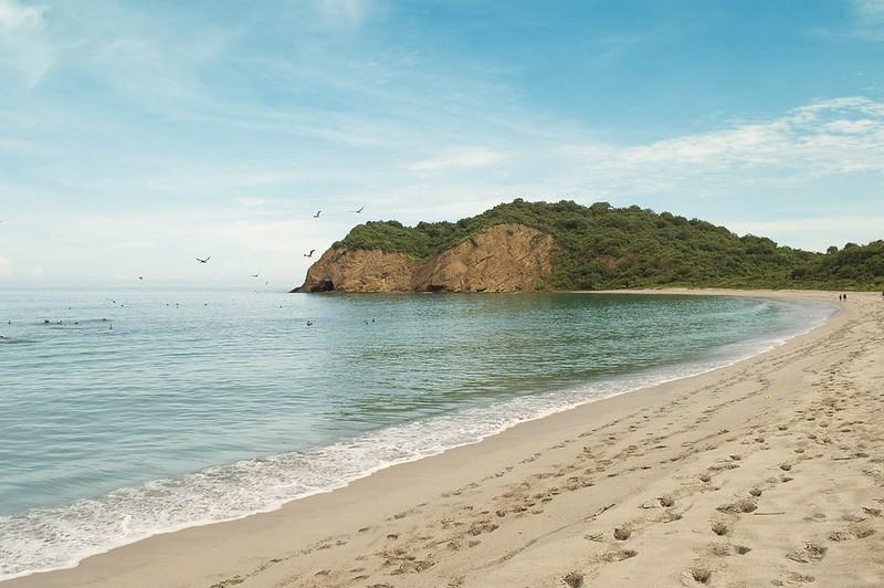 Playa de los Frailes.