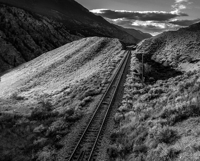 Desert Rail Line
