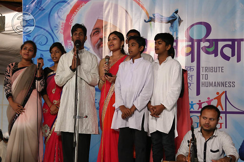 Devotional song by Komal and Saathi from Vishakhapatnam, Andhra Pradesh