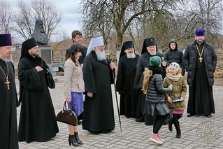 Литургия в Покровском соборе 880