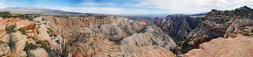 utah stgeorge snowcanyonstatepark snowcanyon panorama canyon sb2017