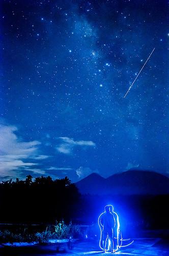 light sky night painting way stars photography star philippines center astro astrophotography shooting 1855mm laguna 1855 milky pinoy galactic milkyway banahaw nikkorlens luisiana d90 nikond90 galacticcenter gilbertrondilla gilbertrondillaphotography