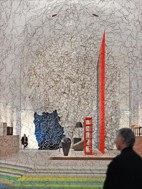 Les frères Bouroullec au musée des arts décoratifs