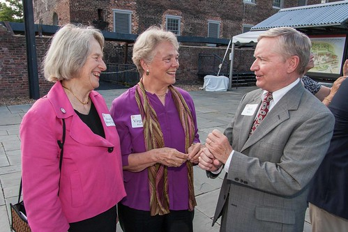 Delegate Betsy Carr, Virginia & Jack Berry | by Better Housing Coalition