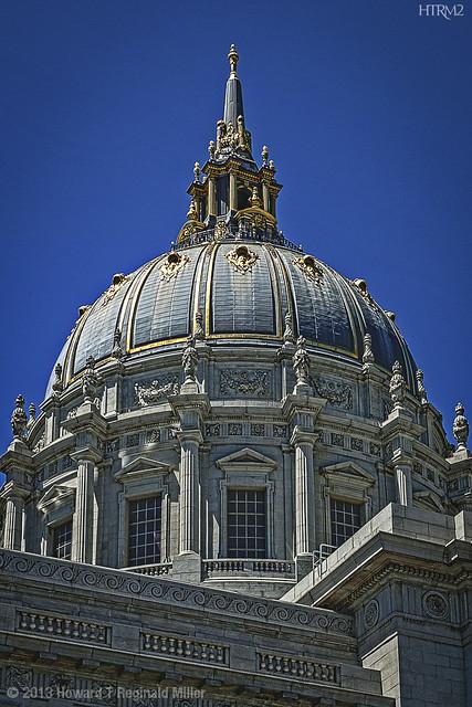 San Francisco City Hall Dome, 2013