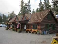 TIOGA PASS RESORT - food and lodging two miles east of Yosemite  8-27-13  ===   LEFT CLICK ON IMAGE FOR BETTER VIEW