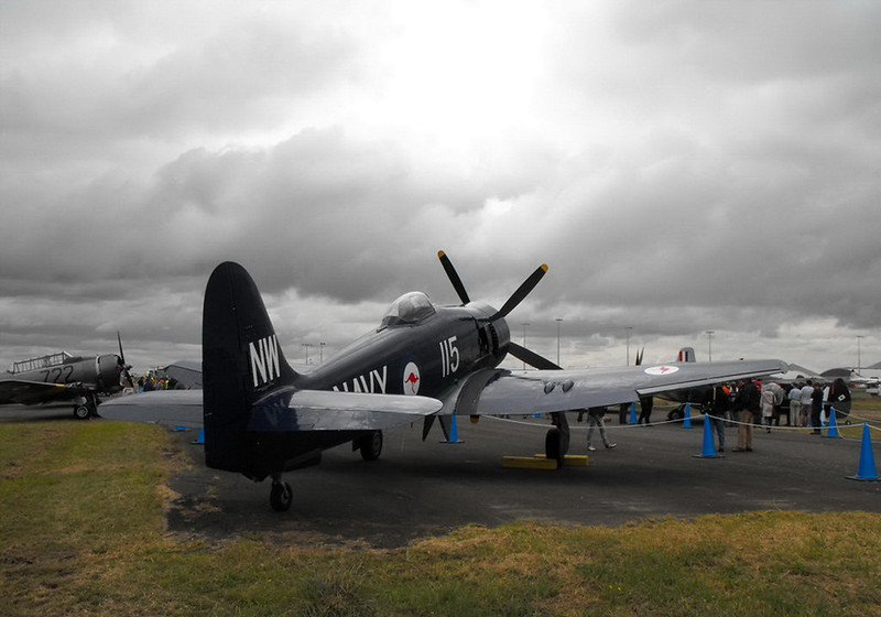 Hawker Sea Fury (3)