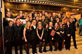 EM 2013 - EYBB, European Youth Brass Band (foto. Olof Forsberg)