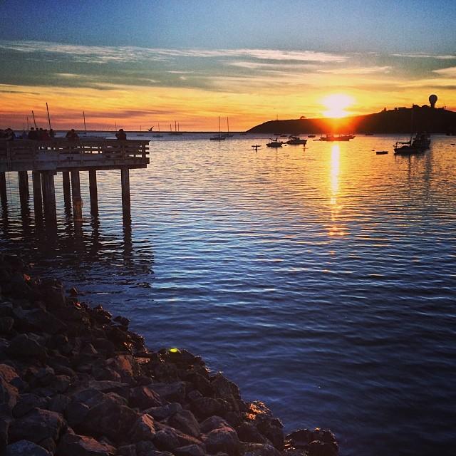 Sunset. #california #pacific #sunset