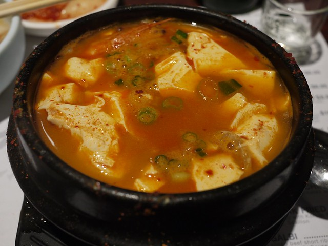月, 2014-01-13 19:54 - ブッチャンドン(Natural Tofu Restaurant)