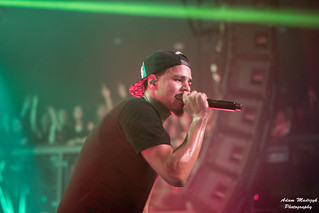 J.Cole @ London Music Hall | by thecomeupshow