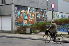 nice citykingz mural in Gent