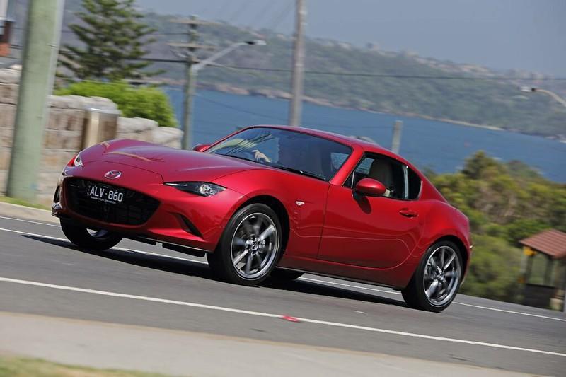 Mazda MX-5 RF GT First Drive