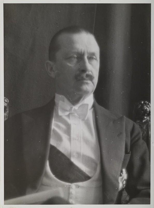 Portrait of Carl Gustaf Mannerheim