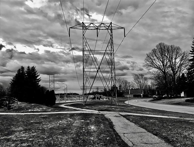 Streetscape, Kanata, Ontario
