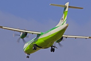 LPA/GCLP: BinterCanaria ATR72-202 EC-GQL