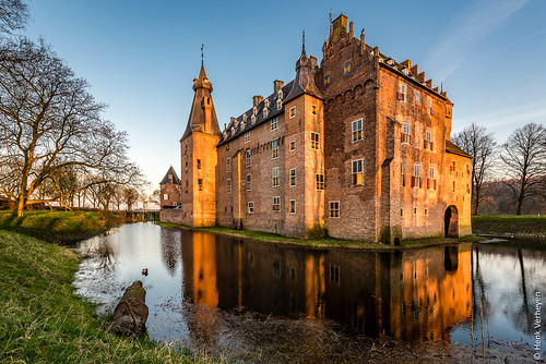 castle doorwerth kasteeldoorwerth lente nl nederland spring buiten kasteel ochtend outdoor sunrise zonsopkomst