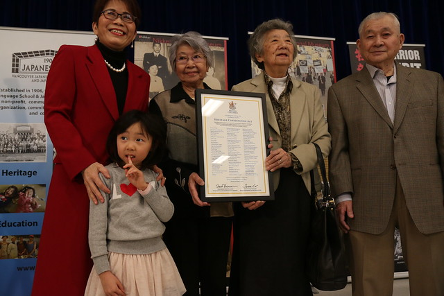 Province commemorates Japanese-Canadian historic places