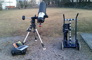 Imaging equipment for the winter season | by Tommi R