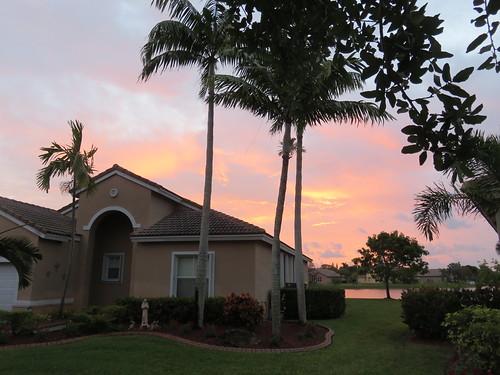Sunrise at mi casa 20170422