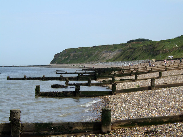 The beach at Herne Bay