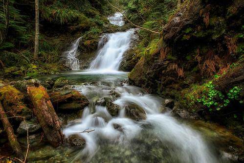 changecreek waterfall changecreekwaterfalls hss