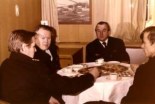 Suomenlahden merivartioston komentajan vaihto