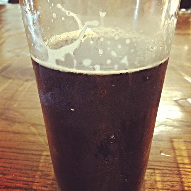 Stout thanks to Portside Distillery.