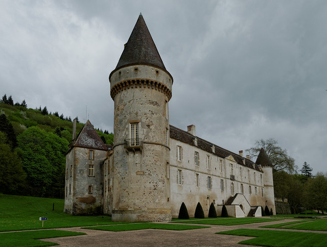 Château de Bazoches - Nièvre