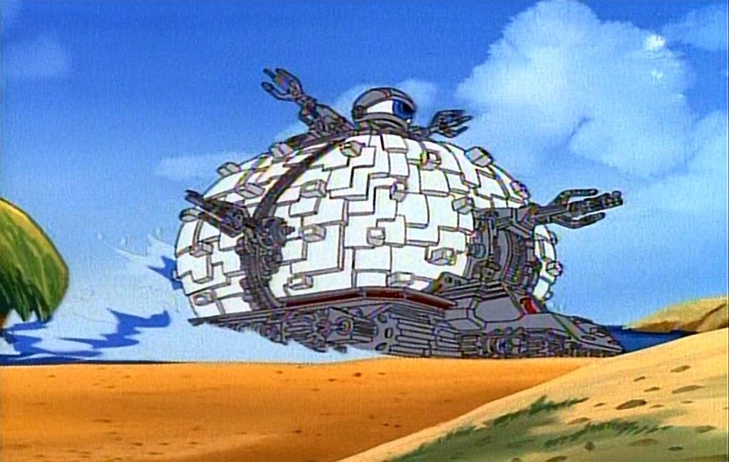 The Technodrome | Teenage Mutant Ninja Turtles (1987-1996 ...