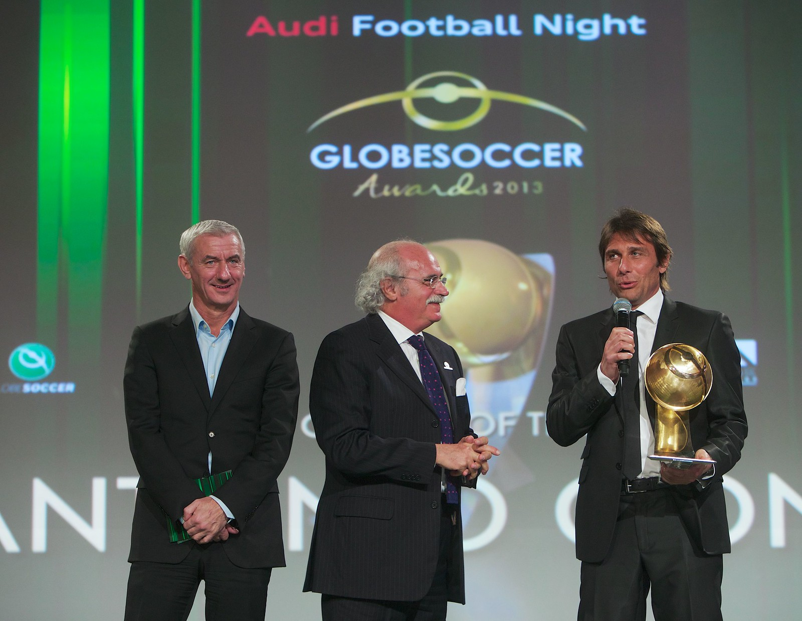 Globe Soccer Awards 253