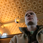 Me at Union Station, New Haven