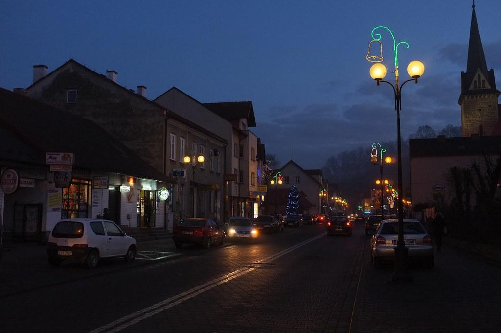3/365: Main Street lights