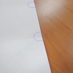 สอนการพับกระดาษเป็นที่ใส่ของรูปกลีบกุหลาบ (Rose box origami) 006