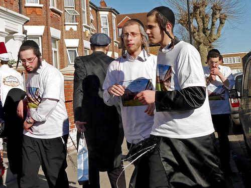 Purim in Stamford Hill | by Alan Denney