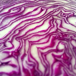 Red cabbage.   by amycwhitehead