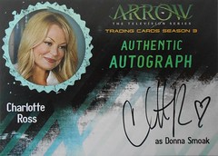 Arrow Season 3 - CR - Charlotte Ross as Donna Smoak