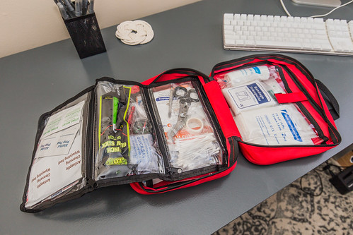 125 Piece First Aid Kit | by 2180miles
