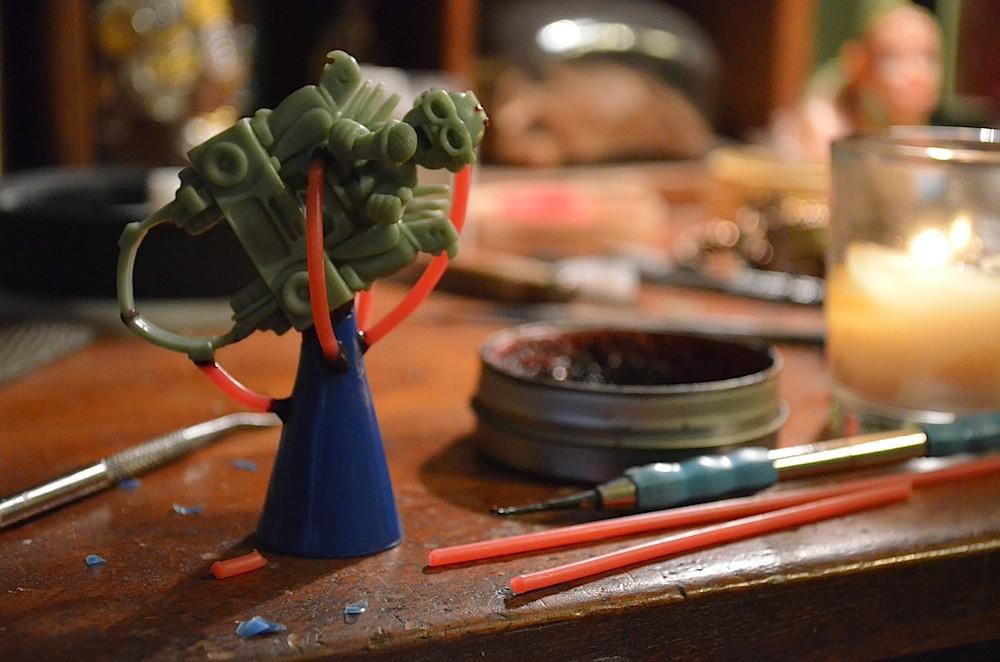 Rebecca Rose Sculpture Ring Art Jewelry Sculpturings Soaring 15