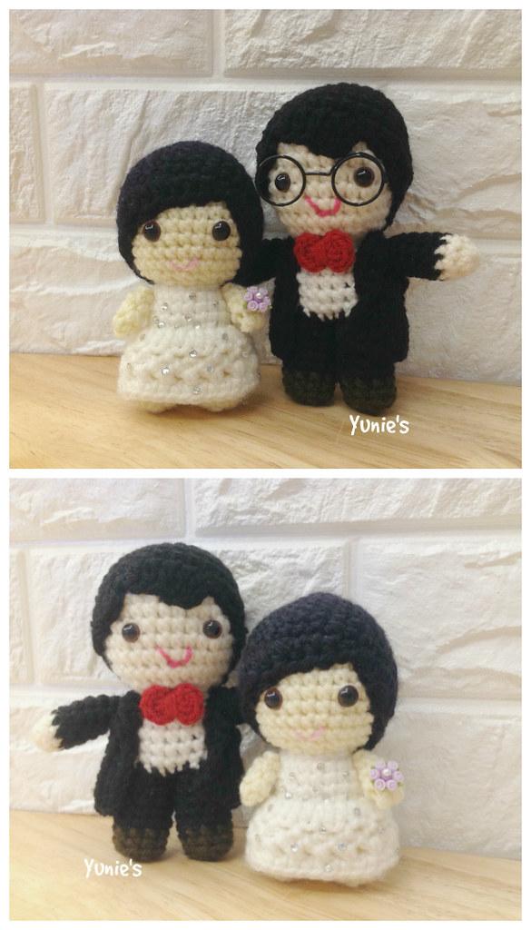 amigurumi #amigurumidoll #crochet #crochetdoll #crochetgarland ... | 1024x585