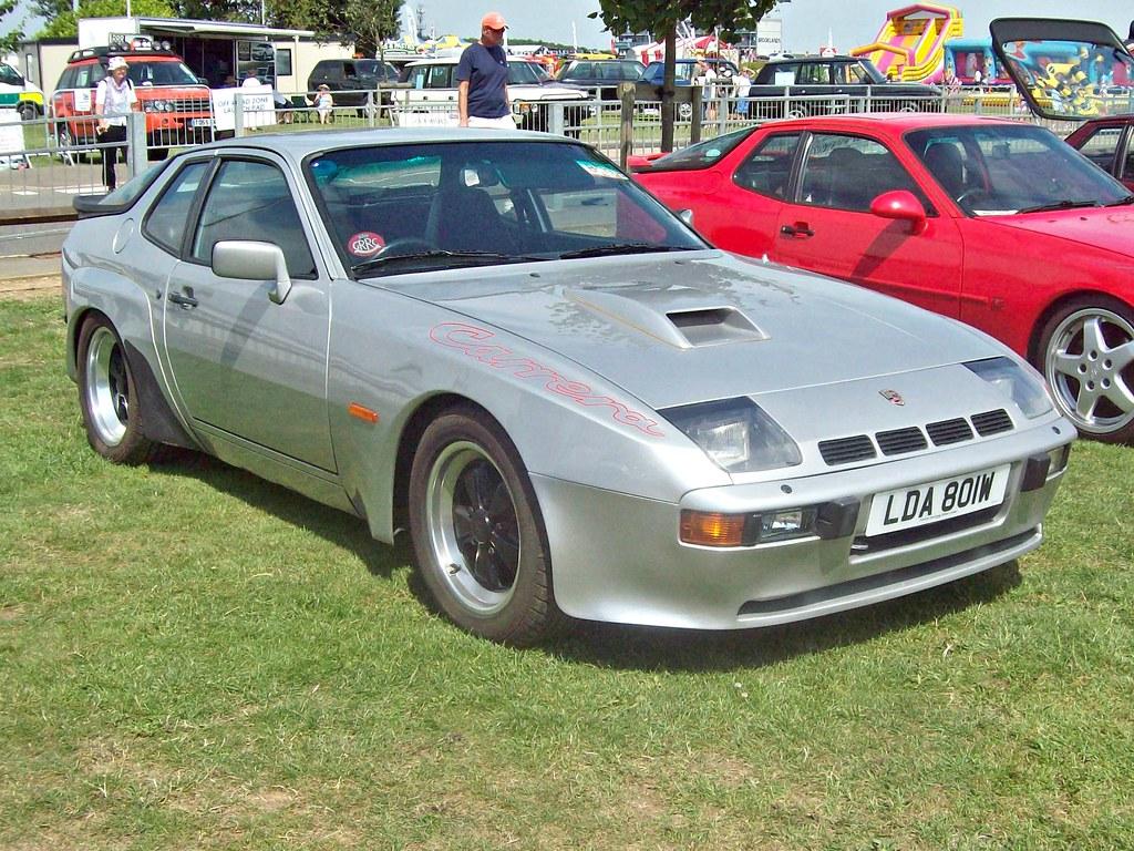 245 Porsche 924 Carrera Gt 1981 Porsche 924 Carrera Gt