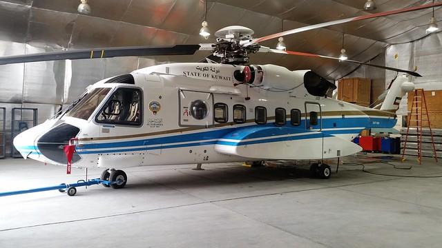 S-92A KAF994 c/n 920128 named;